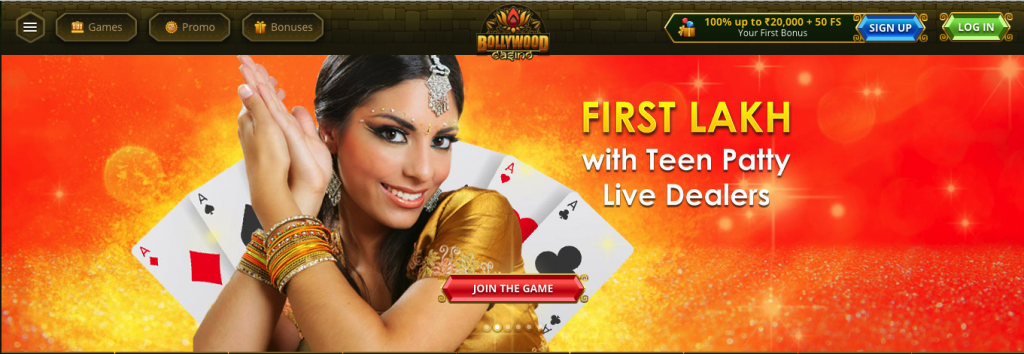First Lakh with Teen Patty Live Dealers